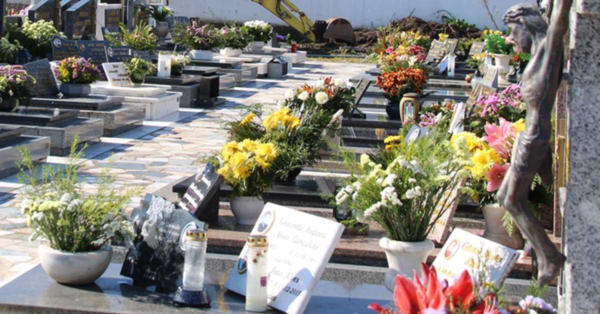 Porto de Mós reabre cemitérios e mercados