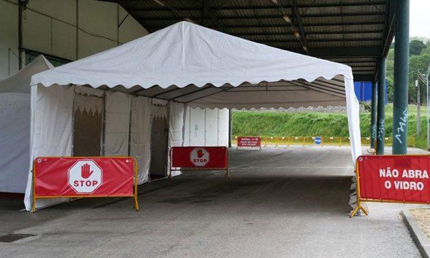 Alcobaça tem centro de testes à COVID-19