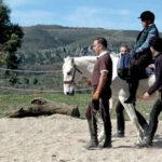 Equitação terapêutica: terapia que é também distração