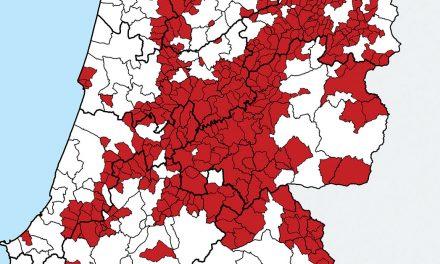 Autarcas de Porto de Mós e Batalha discordam do mapa de freguesias prioritárias