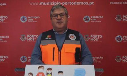 Detetado nono caso de COVID-19 no concelho de Porto de Mós