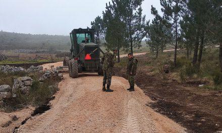 Militares reabrem e reconstroem acessos no PNSAC