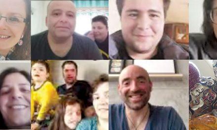Videochamadas ajudam a reunir famílias na Páscoa