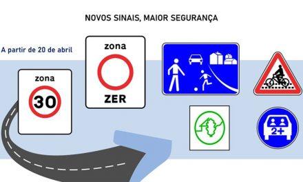 A importância de conhecer os novos sinais de trânsito