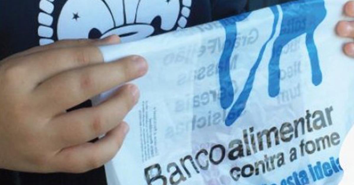 """Banco Alimentar promove campanha """"online"""" e de """"Ajuda Vale"""""""