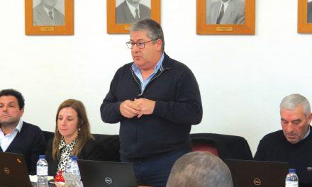 Reunião de Câmara pública decorre a 4 de junho