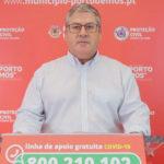 CORONAVÍRUS COVID-19: Comunicado do Presidente da Câmara Municipal de Porto de Mós (25/01/2021)