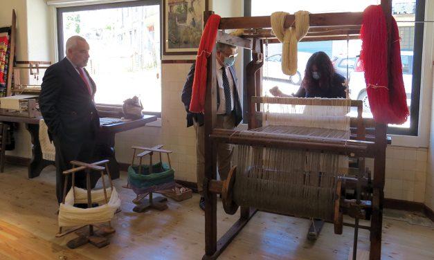 Museu Industrial e Artesanal do Têxtil inaugurado, sonho de José Paulo Baptista cumprido