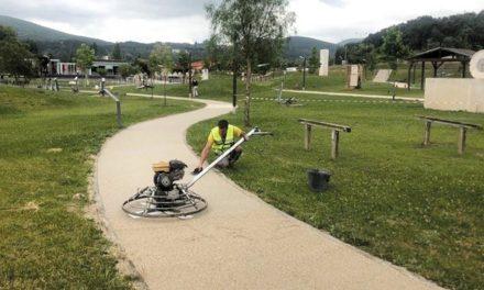 Obras no Parque Verde melhoram condições