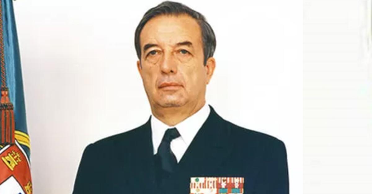 Morreu Vieira Matias, antigo Chefe do Estado-Maior da Armada, natural de Porto de Mós