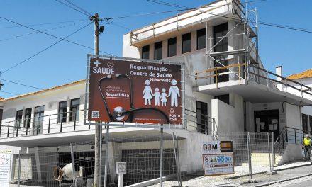 Centro de Saúde de Mira de Aire recebe obras