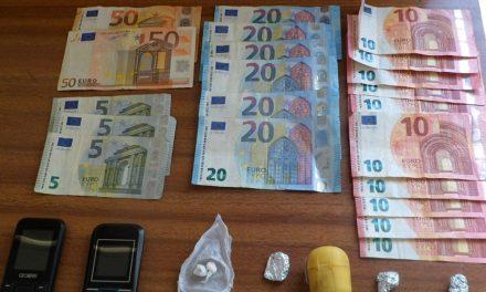 Cinco detidos em Porto de Mós e Alcobaça