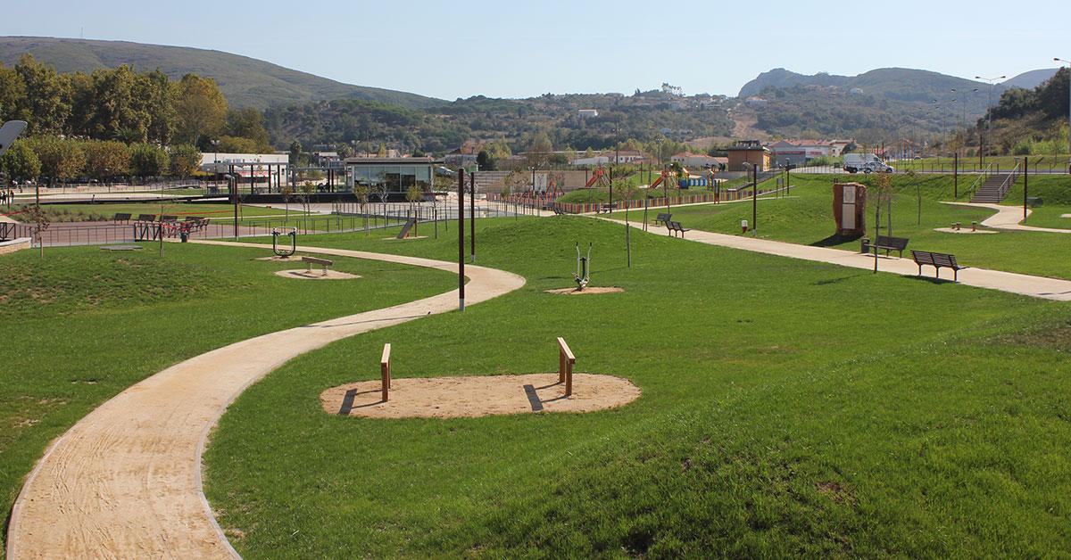 Dia da Família no Parque Verde da vila
