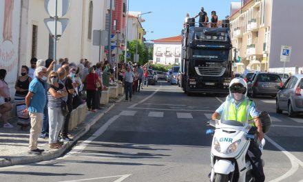 """""""Somos Portugal"""" traz multidão à vila de Porto de Mós"""