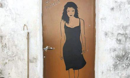 Arte urbana proveniente de 15 países decora ruas da Barrenta
