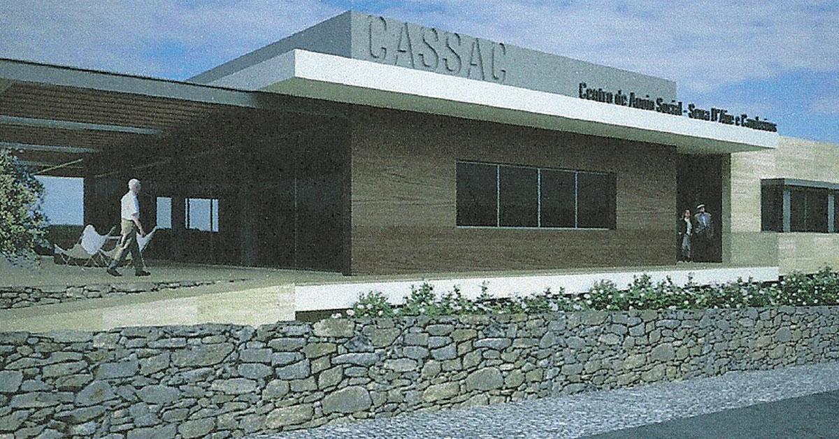 Sonho das novas instalações do CASSAC continua de pé