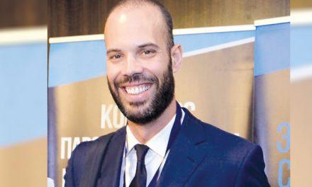 David Ângelo escolhido para criar base de dados europeia