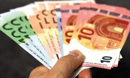 Em 2018, cada portomosense ganhou em média cerca de 10 900 euros anuais