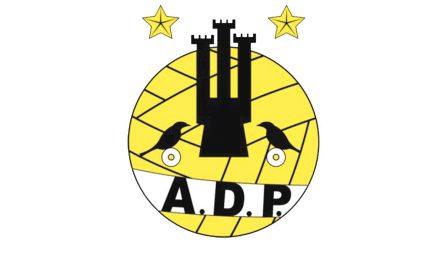 Dois casos de COVID-19 impedem ADP de disputar a primeira jornada