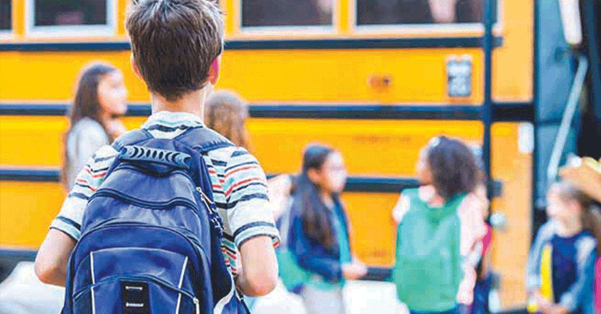 Porto de Mós assina contrato  de serviços de transporte escolar