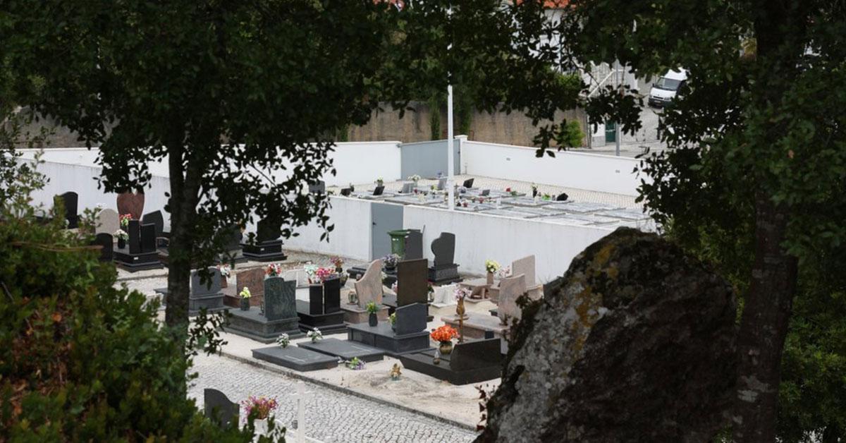 Cemitério novo de Porto de Mós alvo de ampliação