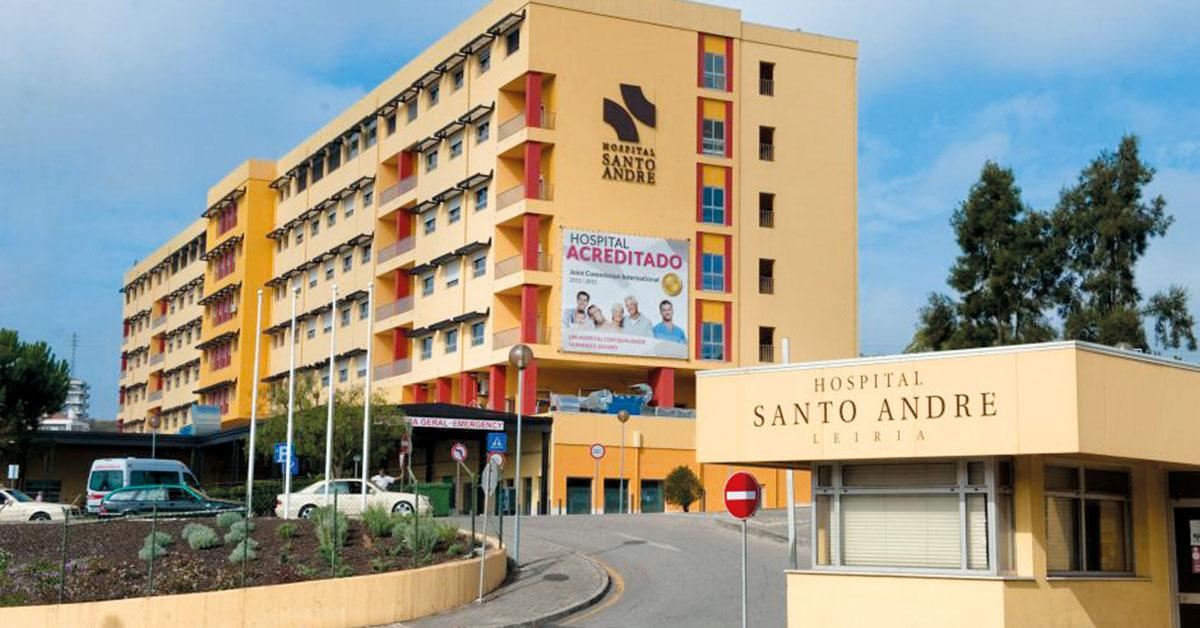 Hospital de Leiria tem novo posto de atendimento