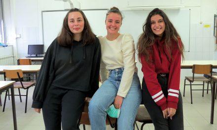 Alunas de intercâmbio escolhem Instituto Educativo do Juncal como segunda casa