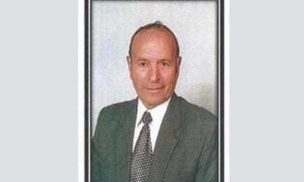 Faleceu antigo presidente da Junta de Serro Ventoso