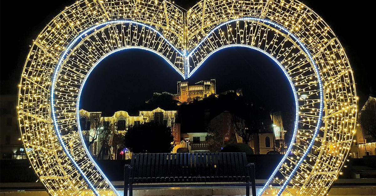 Natal nas ruas de Leiria animado por músicas das Cidades Criativas da UNESCO