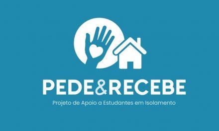 Estudantes do Politécnico de Leiria criam projeto de voluntariado para ajudar colegas em isolamento