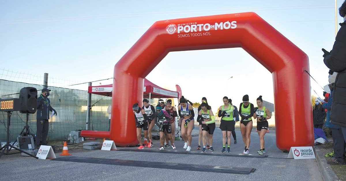 Campeonato de Marcha: Títulos revalidados e estreias no pódio