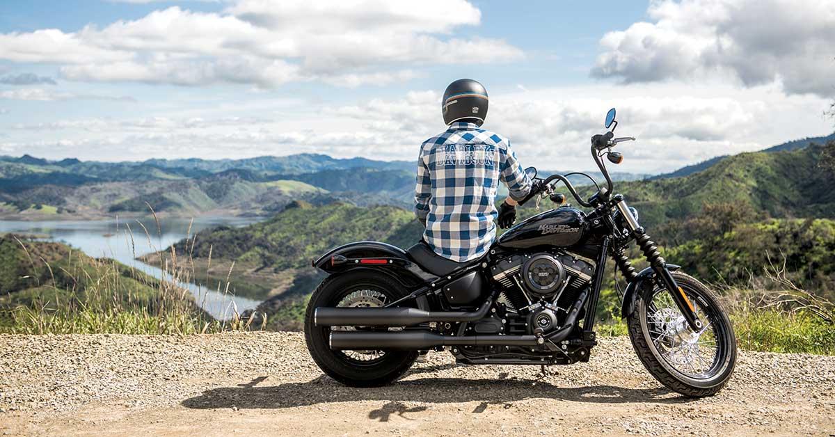 """""""Sensação de liberdade"""" proporcionada pelas motos levou a aumento de vendas após primeiro confinamento"""