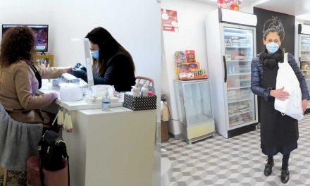 Portomosenses fintam pandemia apostando em novos negócios