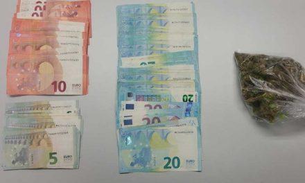 Dois homens detidos por tráfico de estupefacientes em Porto de Mós