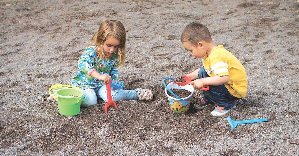 O peso da distância nas creches e no pré-escolar