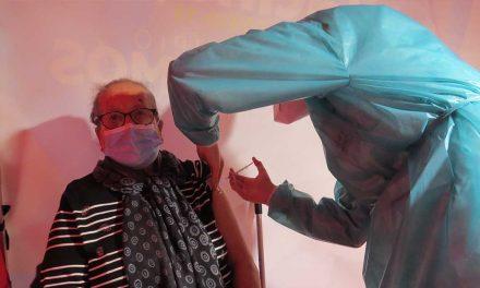 Porto de Mós tem cerca de 12 mil pessoas vacinadas contra a COVID-19