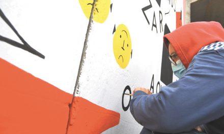 Lendas e histórias pintam paredes da Torre