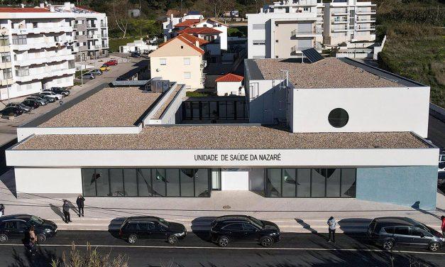 António Costa e Marta Temido inauguram novo Centro de Saúde da Nazaré
