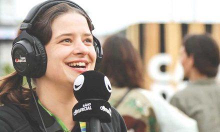 """Patrícia Pereira: A produtora da Rádio Comercial, que também é um pouco """"nossa"""""""