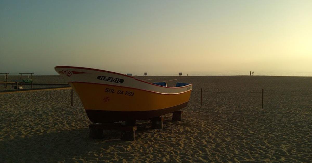 Embarcações tradicionais estão a ser recuperadas na Nazaré