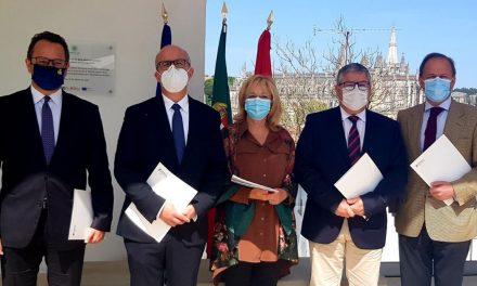 Assinado protocolo de Julgados de Paz que chega a cinco concelhos da Região de Leiria, incluindo Porto de Mós