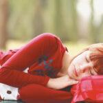 """""""Dormir é uma limpeza e um recarregamento"""""""