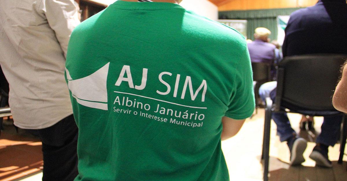 AJSIM não se candidata nas próximas eleições autárquicas