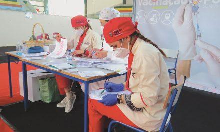 """""""Sucesso do processo de vacinação é fruto da boa articulação entre o Município e a Saúde"""""""