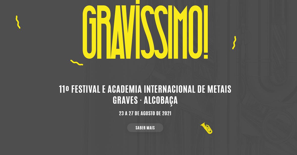 """Alcobaça recebe em agosto o Festival Gravíssimo!, com """"metais graves"""""""