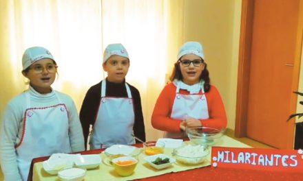 """Agrupamento de Escolas de Porto de Mós entre os vencedores do concurso """"Green Chef 5"""""""
