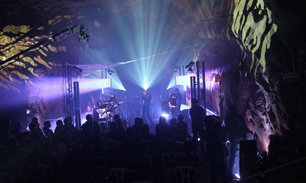 Moonspell deram concerto secreto nas Grutas