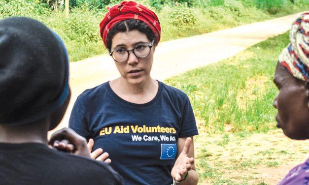 Portomosense na luta pela inclusão e igualdade de género no Quénia