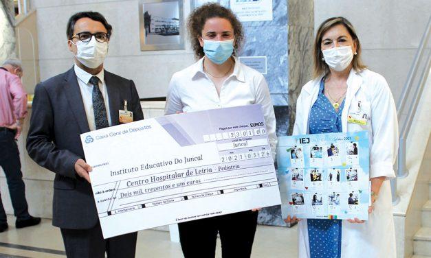 IEJ apoia Pediatria do CHL