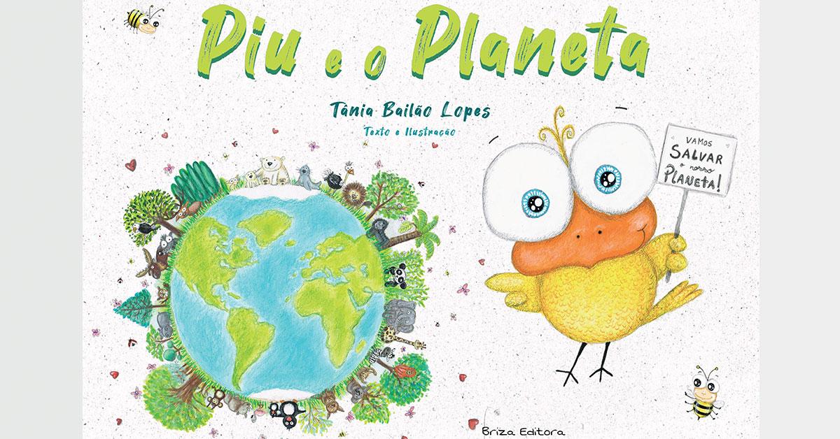 """Valorlis apresenta """"Piu e o Planeta"""" no Dia Mundial do Ambiente"""